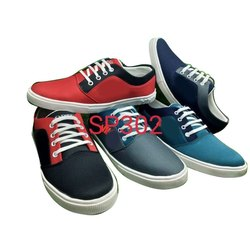 Casual Wear SP Mens Canvas Shoes, Size: 6-10