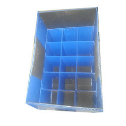 Rectangular PP Partition Box