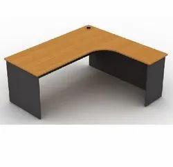 L-Shape Office Table 1200mmlx600mmd - 750mmh