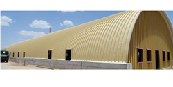 Industrial K Span Arch Sheet