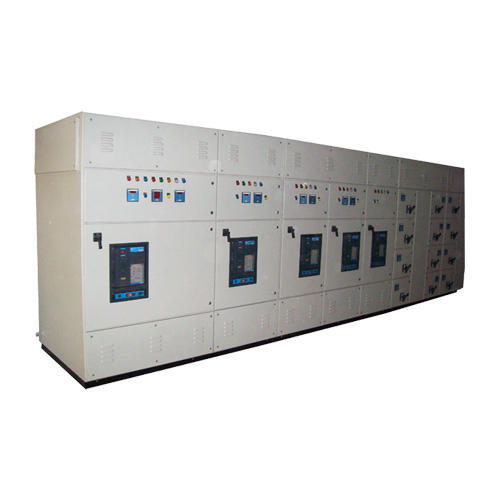 Three Phase Mild Steel sheet HT Panel, For High Voltage