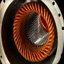 Electric motor winding service