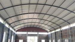 Steel Industries Factory Shed Roofing