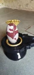 Natural Om Shivling Of Narmadeshwar
