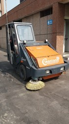 Factory Sweeping Machines