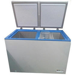 Folding Door Deep Freezer