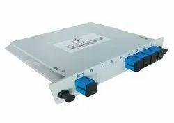 PLC Splitter Cassettes 1x4 UPC