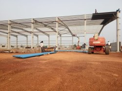 Industrial Shed Erection Work