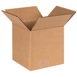 3 Ply Plain Corrugated Packaging Box