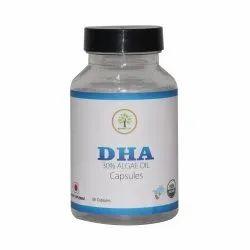 DHA Algae Oil Capsules