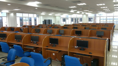 Attractive Modular Computer Lab Furniture   Computer Lab Furniture Manufacturer From  Tiruchirappalli Amazing Pictures