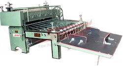 Simplex type Roll to Sheet Cutting Machine
