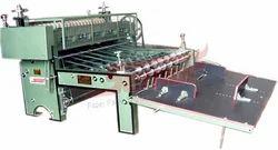 Simplex Type Roll To Sheet Cutting Machine