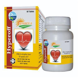 Hyperoff Tablets, 80 Tablets, Packaging Type: Box