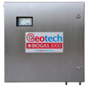 Geotech Biogas Analyser, Application :industrial Use
