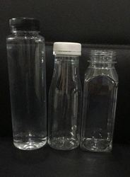Plastic Buttermilk PET Bottles