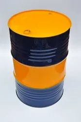 2 Mild Steel Oil Drums, For Industrial, Capacity: 200-250 litres