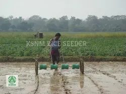 8 Rows Manual Rice Seeder
