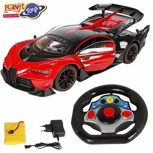 Remote Control Racing Car For Kids With Rechargeable Batteries Red Model Pot3688 K29asupercarred Rs 1299 Piece Id 20598527248