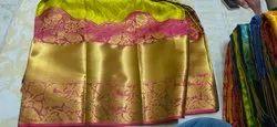 Wedding Wear Design Banarasi Saree