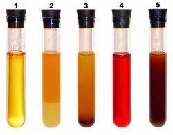 Lubrication Oil Colour