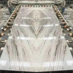 Volkas White Italian Marble