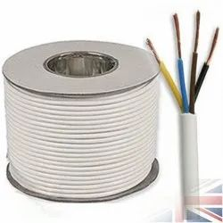 White Flexible Core Cable, for Electrical, Size: 1.5 Sq Mm (cross Section)
