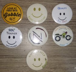 Badge Printing, Badge Making With Printing