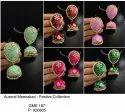 Auroral Meenakari Earrings