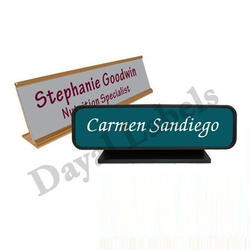 Name Plate Signs