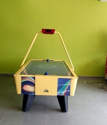 Four Player Air Hockey