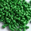 Green Hdpe Granules, Packaging Size: 25 Kg