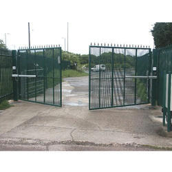 Industrial Automatic Swing Gate