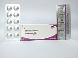 Febuxostat 80 Mg Tablets