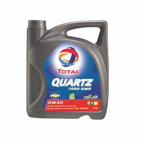 Total Quartz Gmo 7000 5w30 Car Engine Oil