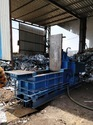 Top Ejection Double Action Scrap Baling Machine