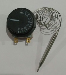 Enclosure Thermostat (Capillary Type)