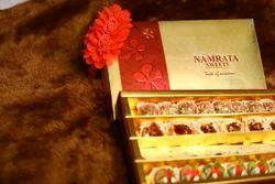 Cardboard Paper Sweet Packaging Boxes