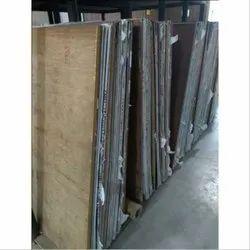 Brown Waterproof Plywood, Size: 8' X 6', For Making Door