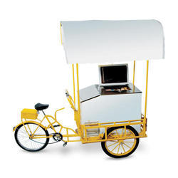 WHFG200S Push Cart Freezer