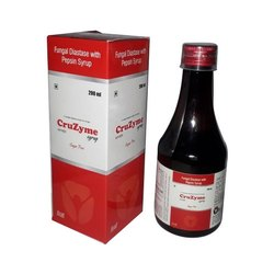 200 ml Fungal Diastase Pepsin Syrup