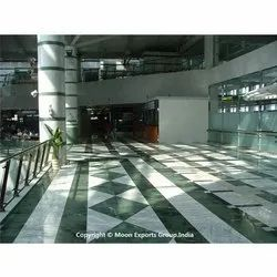 Marble Floor Tiles, For Flooring, Thickness: 16 mm