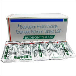 Bupropion Hydrochloride Extended Release Tablets USP