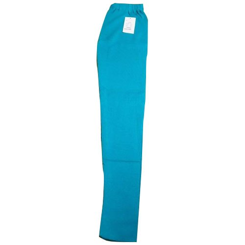 Daffodil Yarn Straight Fit Ladies Plain Blue Woolen ...