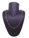 Pearl Black Gold Chain, Code: Ac-c-b500