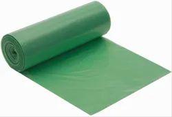 Green Garbage Bag 51 Micron