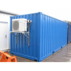 Temperature Controlled Refrigerated Container