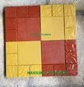 6 SQUARE TILE MOULD