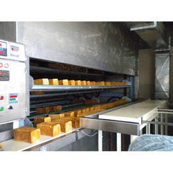 Tunnel Type Oven