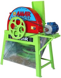 Amar Chaff Cutter 2 HP Electric / 5 HP Diesel Engine Model - Sliding Sheet Model